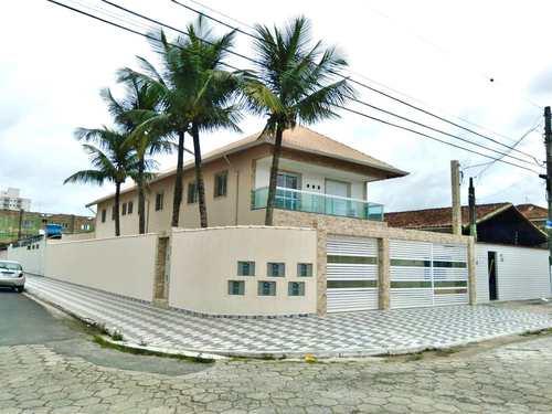 Casa de Condomínio, código 6174 em Praia Grande, bairro Melvi