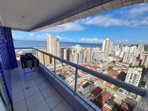 Apartamento, código 6192 em Praia Grande, bairro Aviação