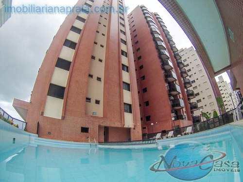 Apartamento, código 6223 em Praia Grande, bairro Guilhermina