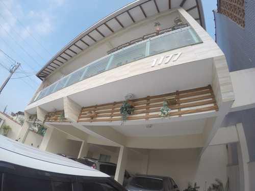 Casa de Condomínio, código 6233 em Praia Grande, bairro Sítio do Campo