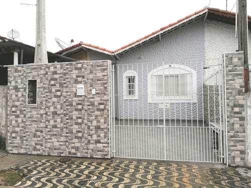 Casa, código 6254 em Praia Grande, bairro Caiçara