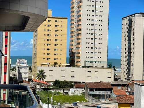 Apartamento, código 6260 em Praia Grande, bairro Aviação