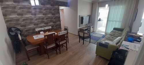 Apartamento, código 6339 em Praia Grande, bairro Ocian
