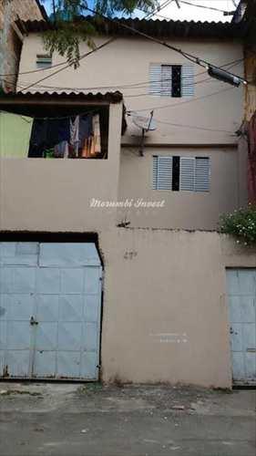 Casa, código 508 em São Paulo, bairro Campo Limpo