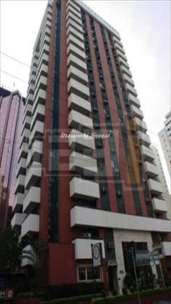 Flat em São Paulo, bairro Itaim Bibi