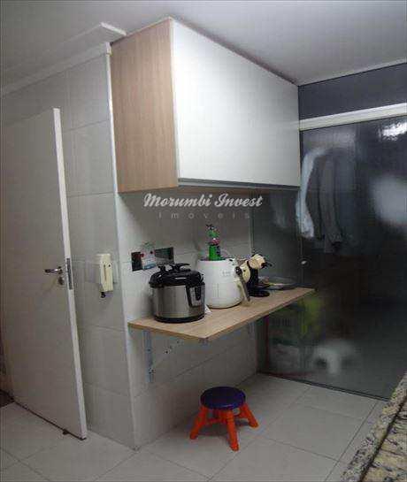 Sala Living em São Paulo, bairro Jardim Monte Kemel