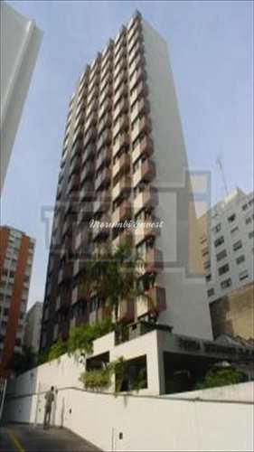 Flat, código 703635 em São Paulo, bairro Consolação