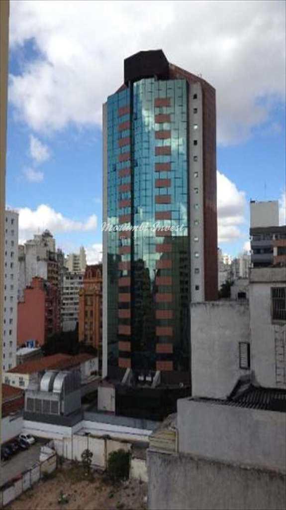 Apartamento em São Paulo, bairro Vila Buarque