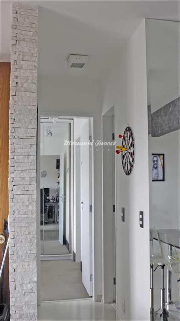 Apartamento em São Paulo, bairro Brooklin Paulista