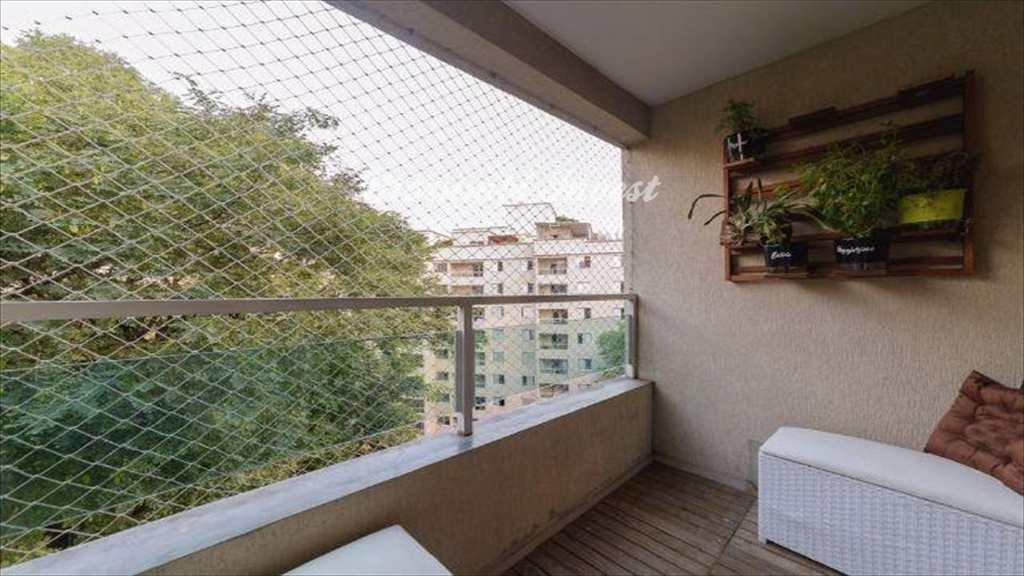 Apartamento em São Paulo, bairro Paraíso do Morumbi
