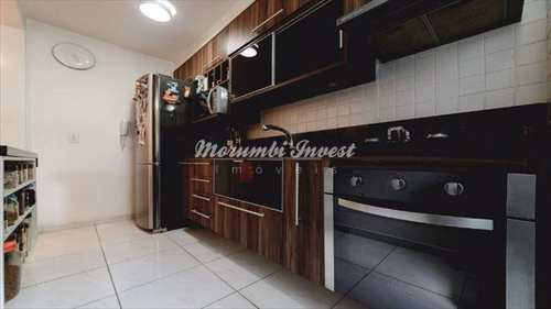 Apartamento, código 150080 em São Paulo, bairro Paraíso do Morumbi