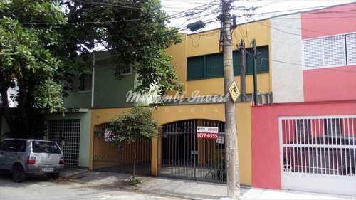 Casa, código 150066 em São Paulo, bairro Planalto Paulista
