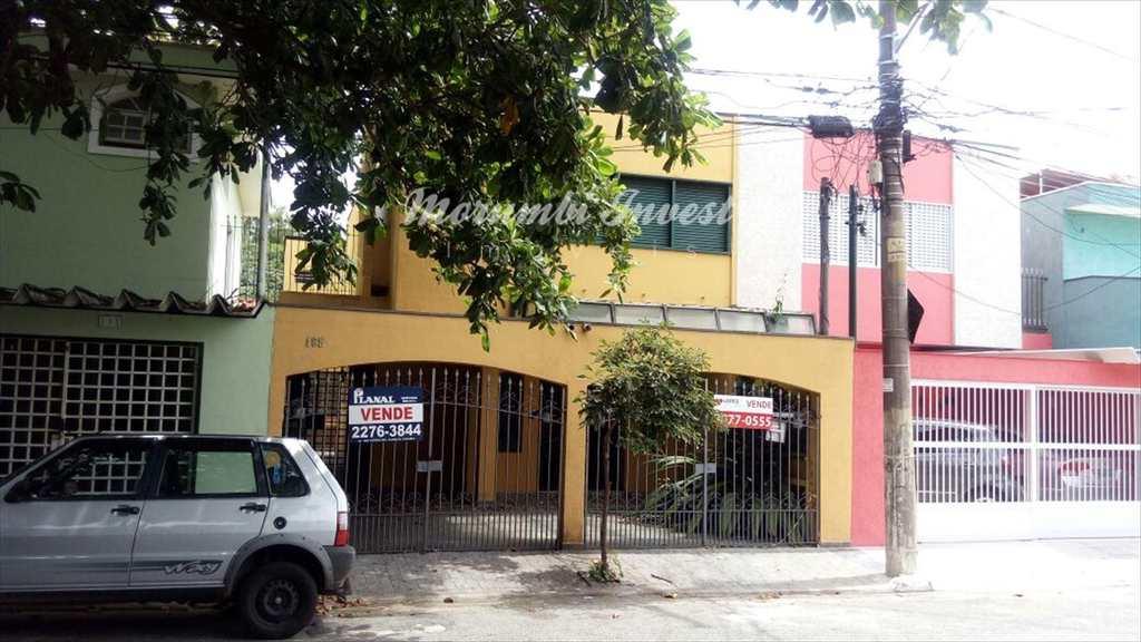 Casa em São Paulo, bairro Planalto Paulista