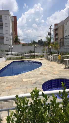 Apartamento, código 704086 em São Paulo, bairro Jardim Amaralina