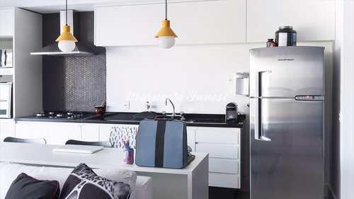 Apartamento, código 150025 em São Paulo, bairro Pinheiros