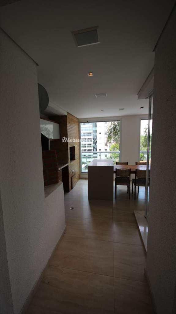 Apartamento em São Paulo, bairro Campo Belo