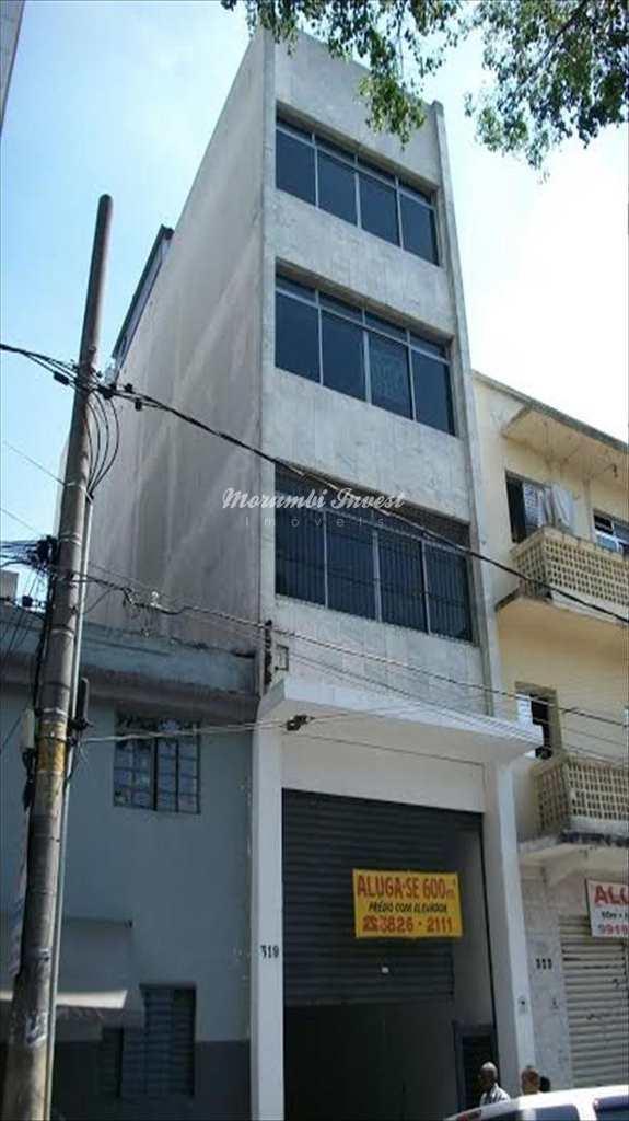 Prédio em São Paulo, bairro Bom Retiro