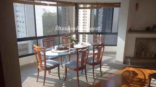 Apartamento, código 703586 em São Paulo, bairro Vila Andrade