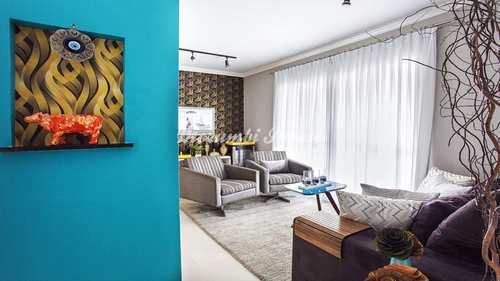 Apartamento, código 703588 em São Paulo, bairro Vila Gumercindo
