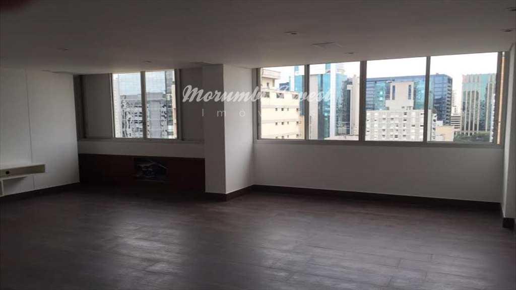 Sala Living em São Paulo, bairro Itaim Bibi