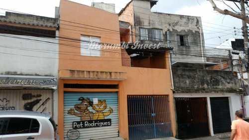 Casa, código 7037734 em São Paulo, bairro Jardim Eledy