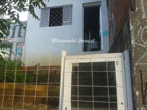 Casa, código 7037792 em São Paulo, bairro Parque Fernanda