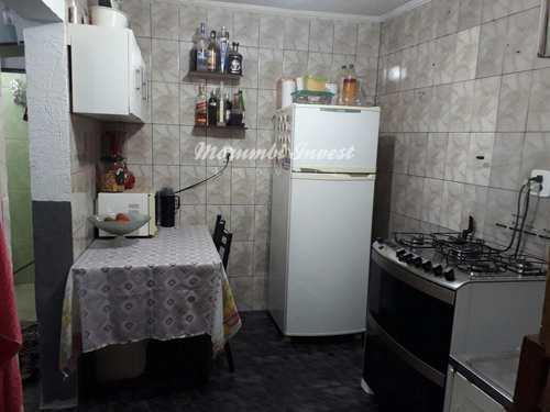 Casa, código 7037809 em São Paulo, bairro Vila Nova das Belezas