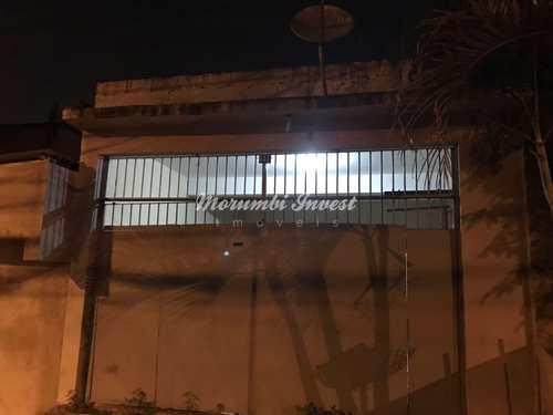 Casa, código 7037821 em São Paulo, bairro Jardim Macedônia