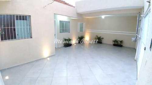 Casa, código 7037836 em São Paulo, bairro Jardim Elizabeth
