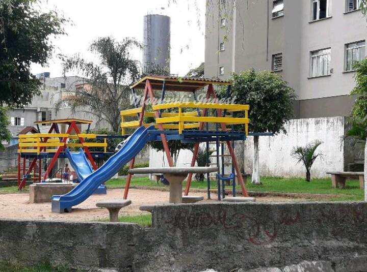 Apartamento em São Paulo, bairro Jardim Macedônia