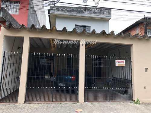 Casa, código 7037906 em São Paulo, bairro Jardim Maria Virginia