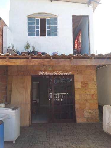 Sobrado, código 7037909 em Itapecerica da Serra, bairro Recreio Primavera