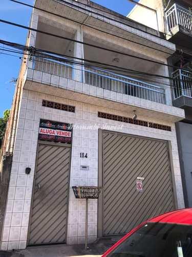Casa, código 7037917 em São Paulo, bairro Chácara Santa Maria