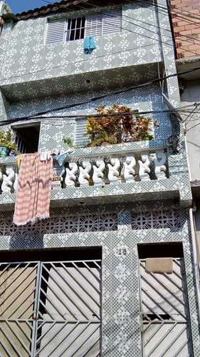 Sobrado, código 7037979 em São Paulo, bairro Jardim Leônidas Moreira