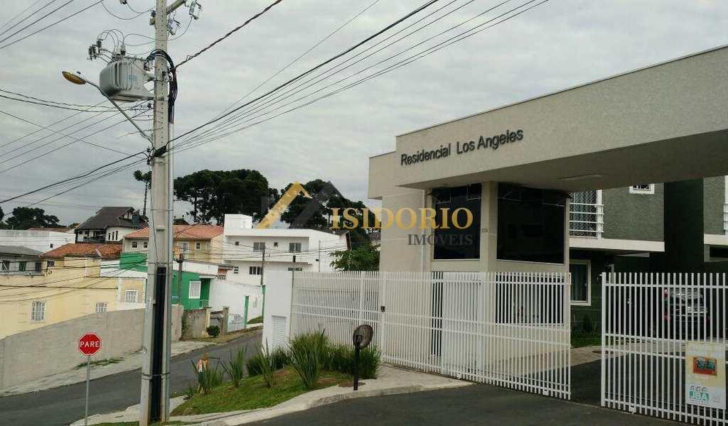 Sobrado de Condomínio em Curitiba, bairro Santa Cândida