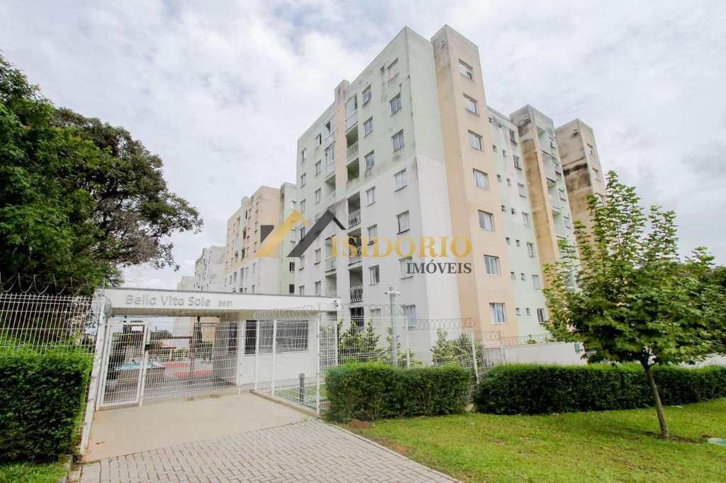 Apartamento em Curitiba, no bairro Campo Comprido
