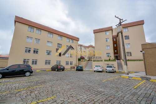 Apartamento, código 9101 em Curitiba, bairro Tingui