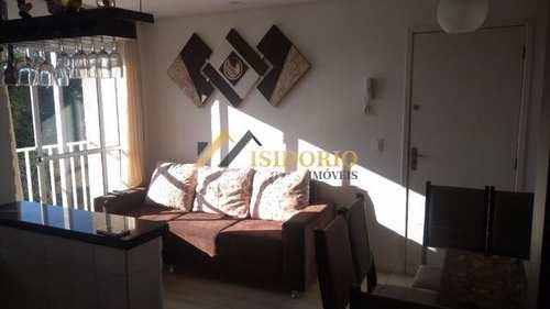 Apartamento, código 9100 em Colombo, bairro São Gabriel