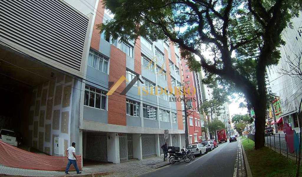 Apartamento em Curitiba, bairro Centro