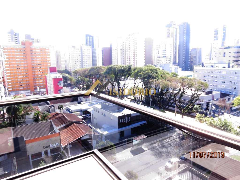 Cobertura em Curitiba, no bairro Bigorrilho