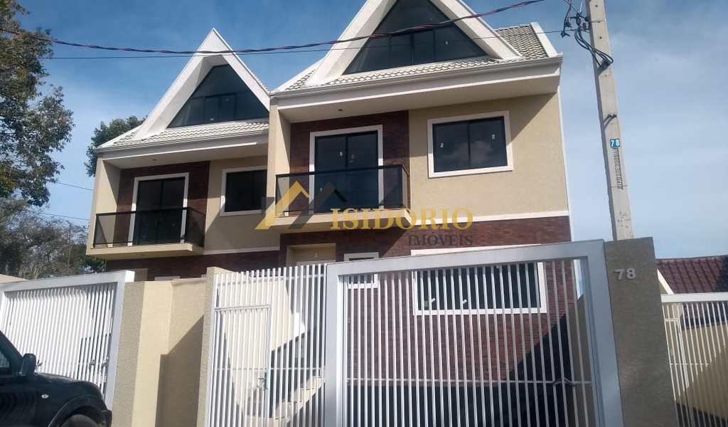 Sobrado de Condomínio em Curitiba, bairro Tingui