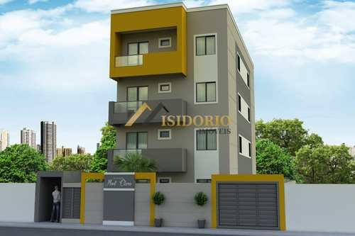Apartamento, código 9518 em São José dos Pinhais, bairro Parque da Fonte