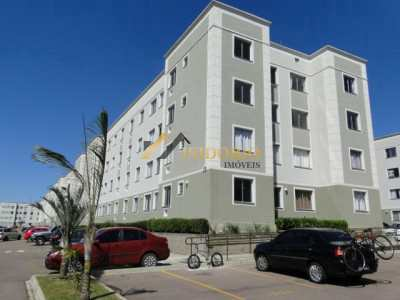 Apartamento, código 9550 em Araucária, bairro Costeira