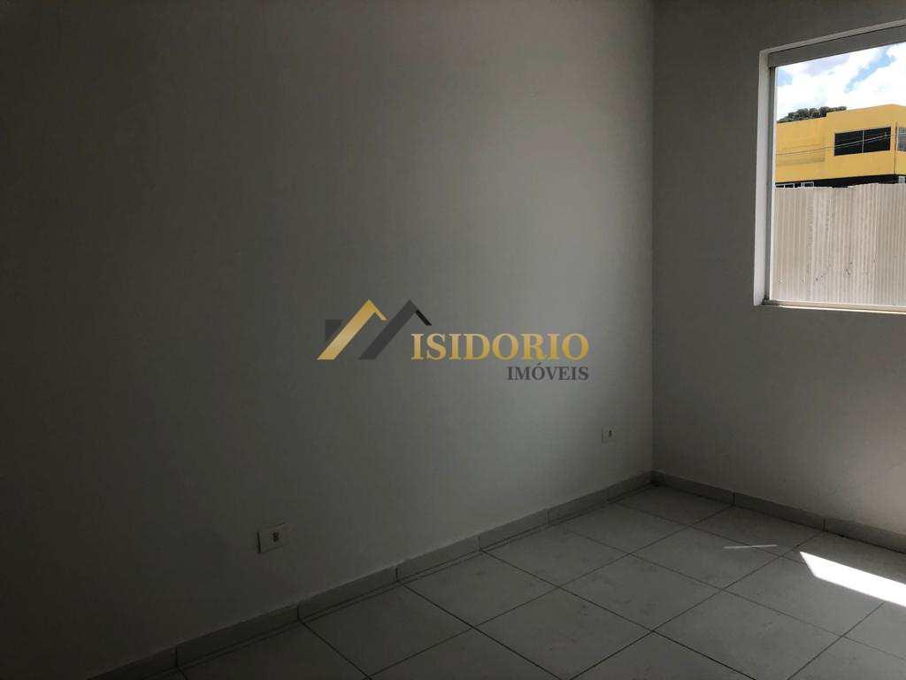 Apartamento em São José dos Pinhais, no bairro Afonso Pena