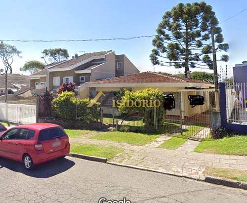 Casa, código 9668 em Curitiba, bairro Boa Vista