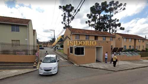 Apartamento, código 9722 em Curitiba, bairro Santa Cândida