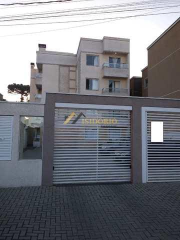 Apartamento, código F20509 em São José dos Pinhais, bairro São Pedro
