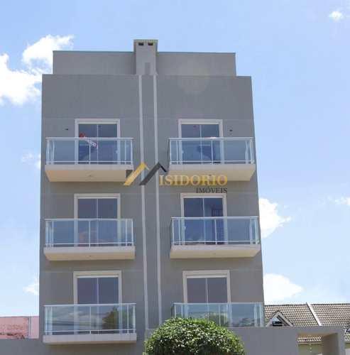 Apartamento, código 10195 em Curitiba, bairro Novo Mundo