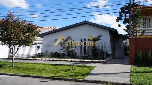 Casa, código 10359 em Curitiba, bairro Tarumã
