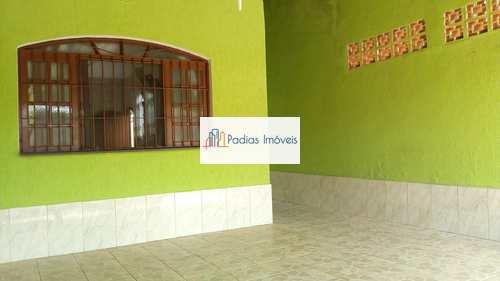 Casa, código 850300 em Mongaguá, bairro Balneário Santa Eugênia